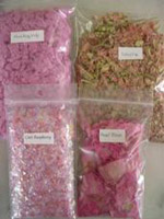 Think Pink paper additives